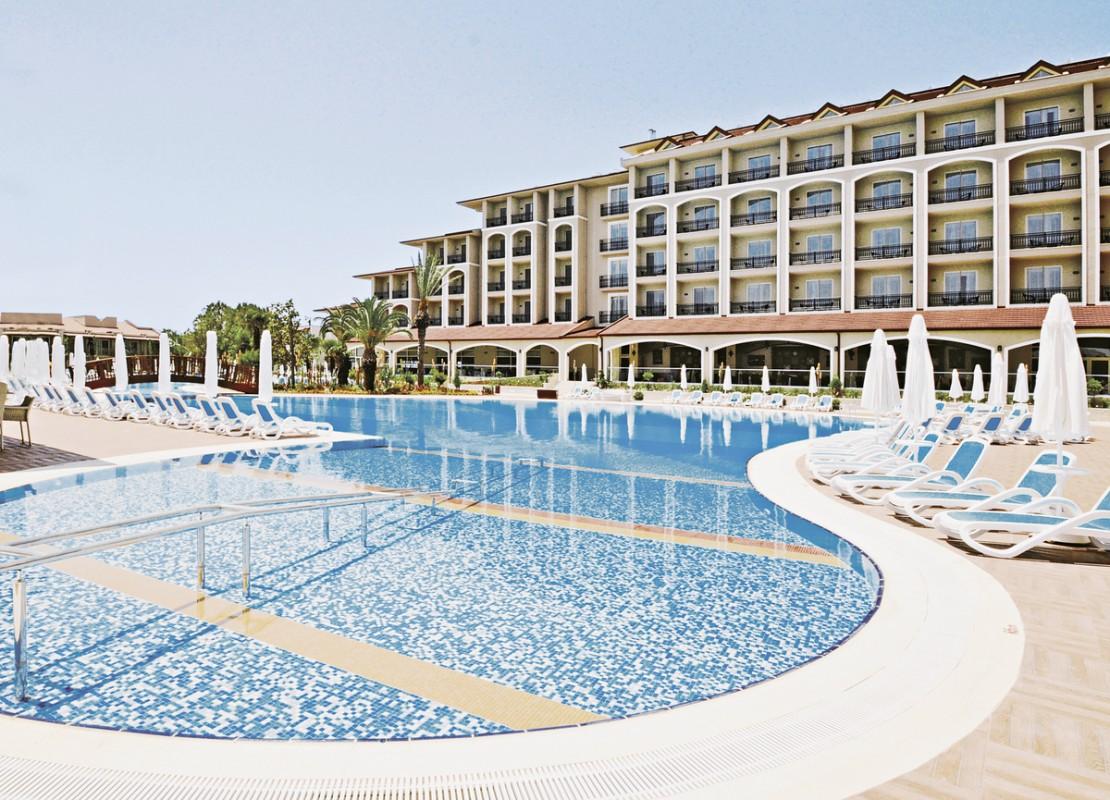 Hotel Paloma Oceana Resort, Türkei, Südtürkei, Side, Bild 1