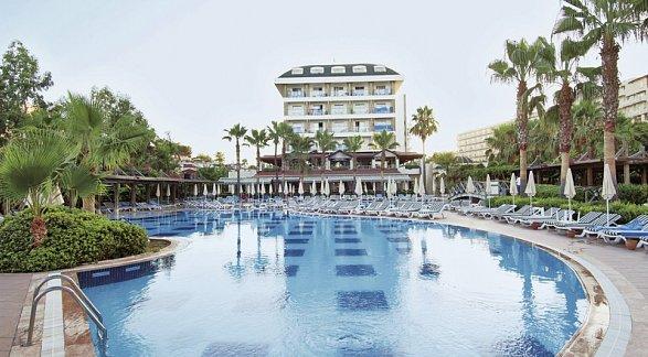 Trendy Hotel Palm Beach, Türkei, Südtürkei, Side-Kumköy, Bild 1