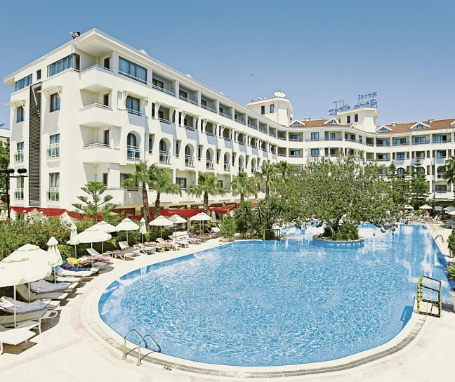 Hotel Side Star Beach, Türkei, Südtürkei, Side-Kumköy, Bild 1