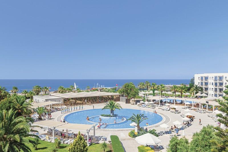 Hotel Club Calimera Kaya Side, Türkei, Südtürkei, Titreyengöl