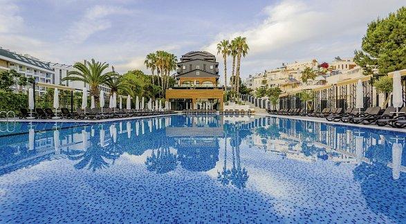 Hotel Thalia Unique, Türkei, Südtürkei, Side-Kumköy, Bild 1