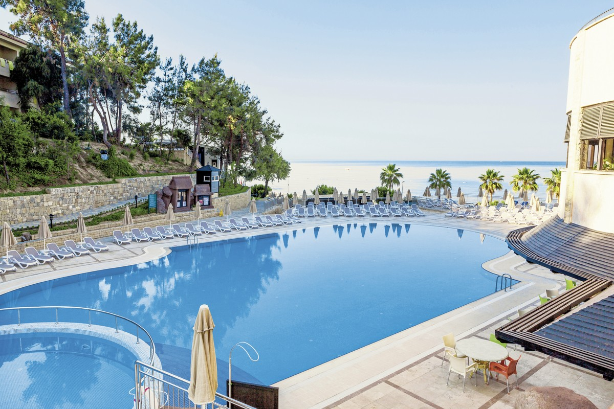 Hotel Melas Holiday Village, Türkei, Südtürkei, Side