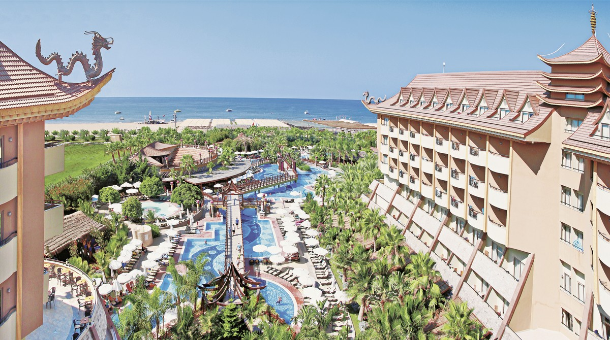 Royal Dragon Hotel, Türkei, Südtürkei, Evrenseki, Bild 1