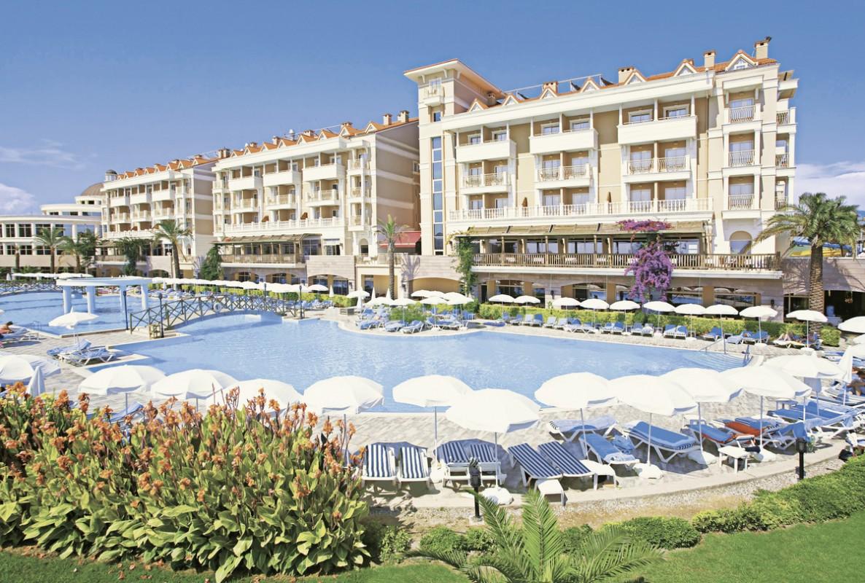 Hotel Trendy Aspendos Beach, Türkei, Südtürkei, Gündogdu