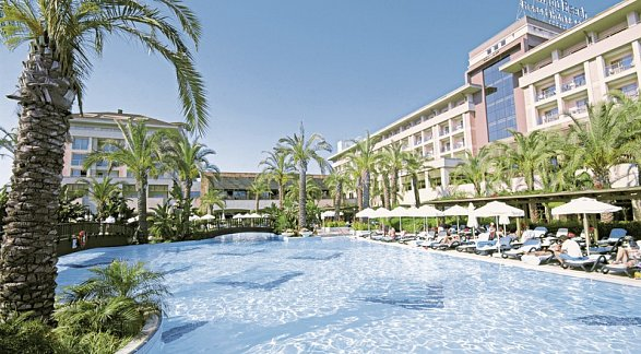 Sunis Kumköy Beach Resort Hotel & Spa, Türkei, Südtürkei, Side-Kumköy, Bild 1