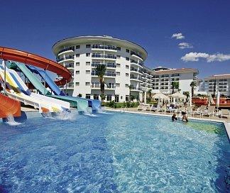 Hotel Seaden Sea World Resort & Spa, Türkei, Südtürkei, Side-Kizilagac, Bild 1