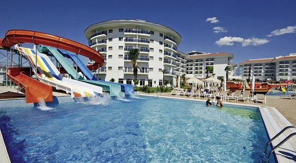 Hotel Seaden Sea World Resort & Spa, Türkei, Südtürkei, Side-Kizilagac, Bild 1