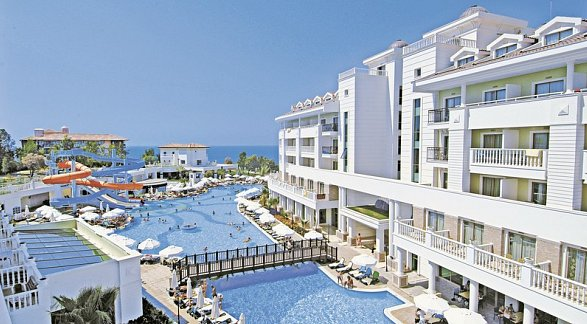 Hotel Alba Queen, Türkei, Südtürkei, Side-Colakli, Bild 1