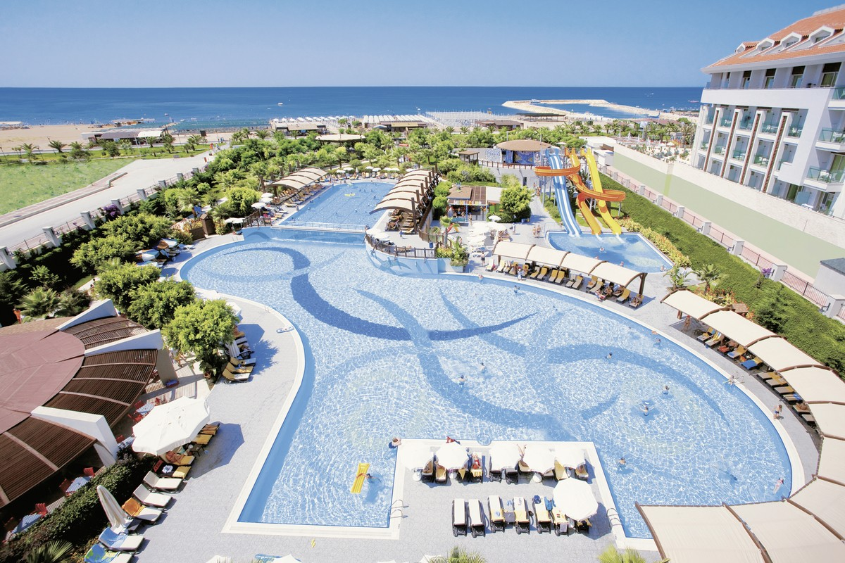 Hotel Aydinbey King's Palace & Spa, Türkei, Südtürkei, Evrenseki, Bild 1