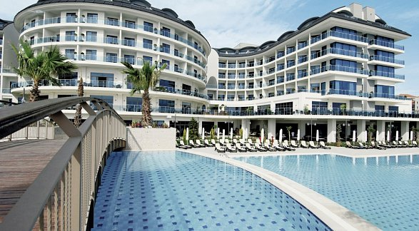 Hotel Commodore Elite Suites & Spa, Türkei, Südtürkei, Side-Evrenseki, Bild 1