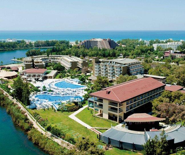 Hotel Otium Eco Club Side, Türkei, Südtürkei, Side-Titreyengöl, Bild 1