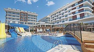 Hotel Adalya Ocean Deluxe, Türkei, Südtürkei, Side