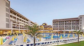 Hotel Seher Sun Palace Resort & Spa, Türkei, Südtürkei, Side-Evrenseki