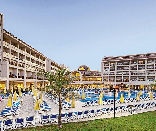 Hotel Seher Sun Palace Resort & Spa, Türkei, Südtürkei, Side-Evrenseki, Bild 1