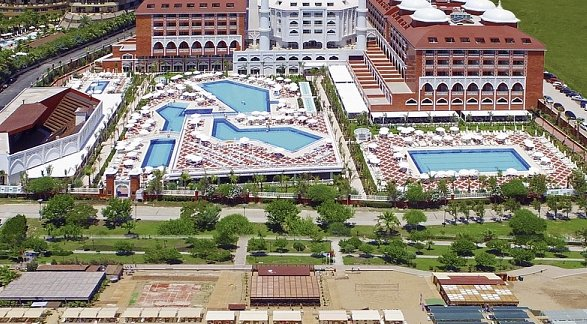 Hotel Royal Taj Mahal, Türkei, Südtürkei, Side-Evrenseki, Bild 1