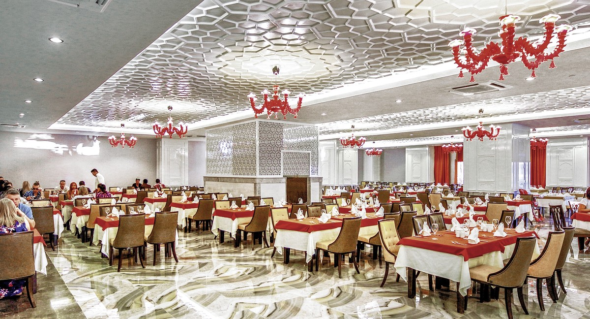 Hotel Royal Taj Mahal, Türkei, Südtürkei, Evrenseki, Bild 1