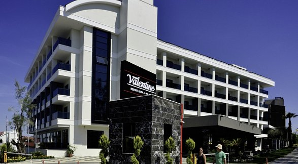 Hotel Side Valentine Resort & Spa, Türkei, Südtürkei, Side, Bild 1