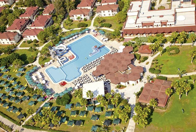 Hotel Paloma Paradise Beach, Türkei, Südtürkei, Side, Bild 1