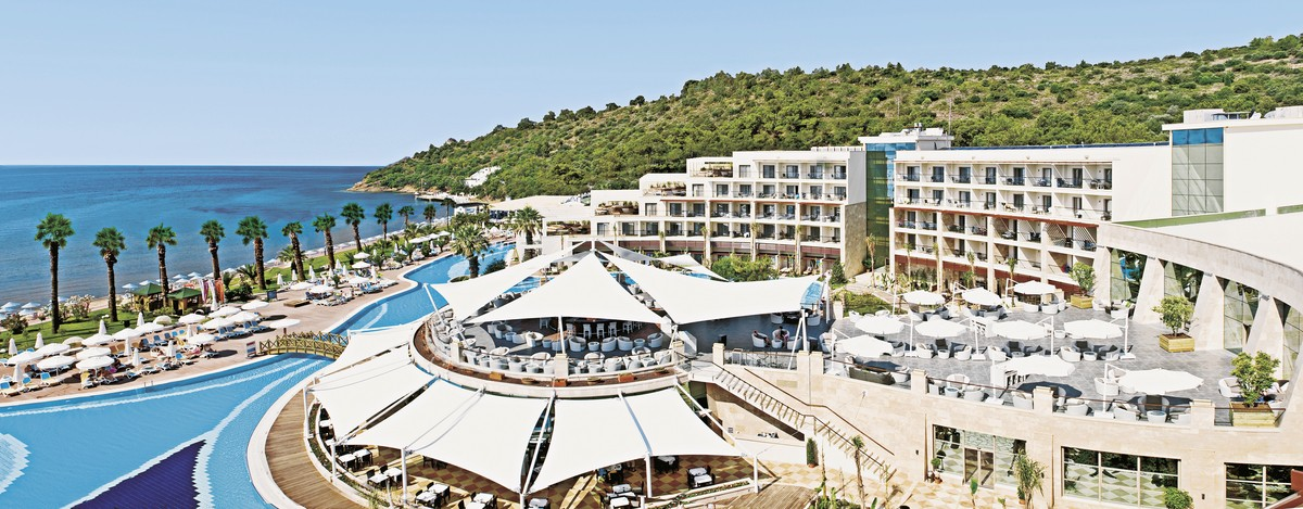 Hotel Paloma Pasha Resort, Türkei, Türkische Ägäis, Özdere