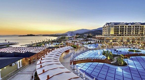 Hotel Sunis Efes Royal Palace Resort & Spa, Türkei, Türkische Ägäis, Özdere, Bild 1