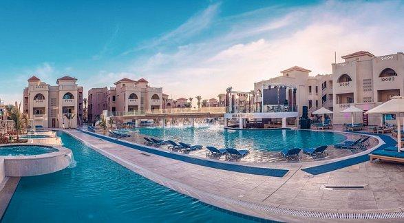 Hotel Pickalbatros Aqua Blu, Ägypten, Hurghada, Bild 1