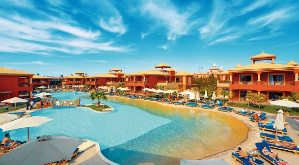 Hotel Alf Leila Wa Leila - 1001 Nacht, Ägypten, Hurghada, Bild 1