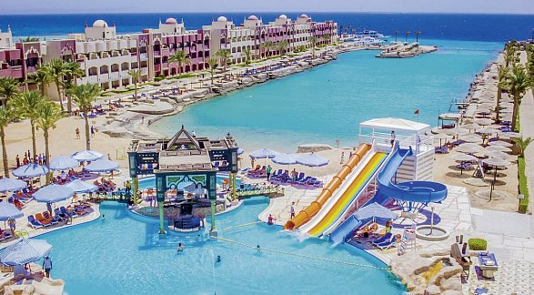 Hotel Sunny Days Resort, Spa & Aqua Park, Ägypten, Hurghada, Bild 1