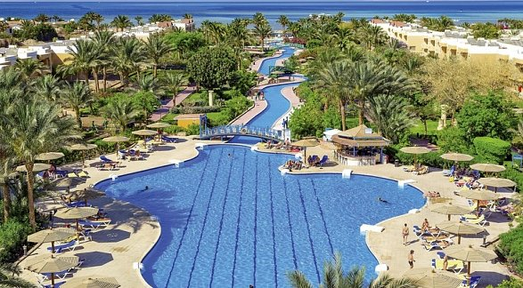 Hotel Golden Beach Resort, Ägypten, Hurghada, Bild 1
