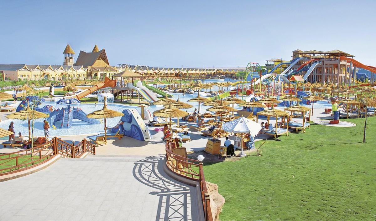 Hotel Jungle Aqua Park, Ägypten, Hurghada, Bild 1