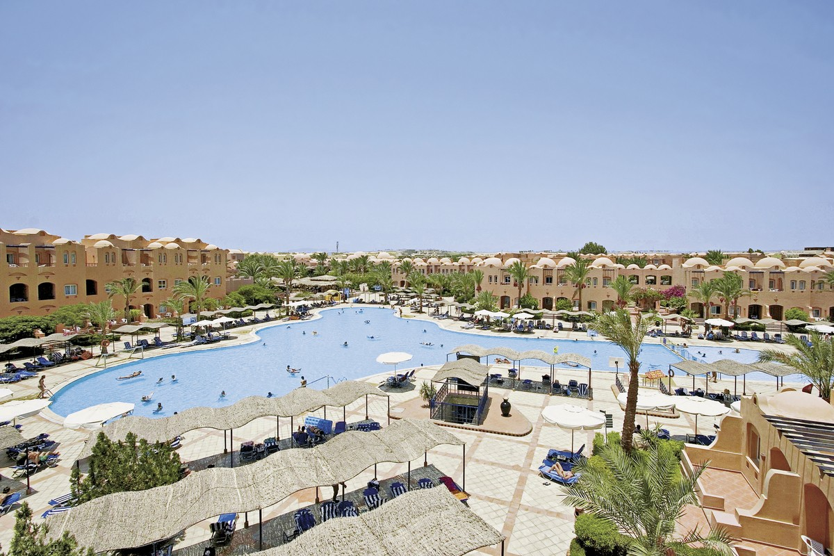 Hotel Jaz Makadi Oasis Resort, Ägypten, Hurghada, Makadi Bay, Bild 1