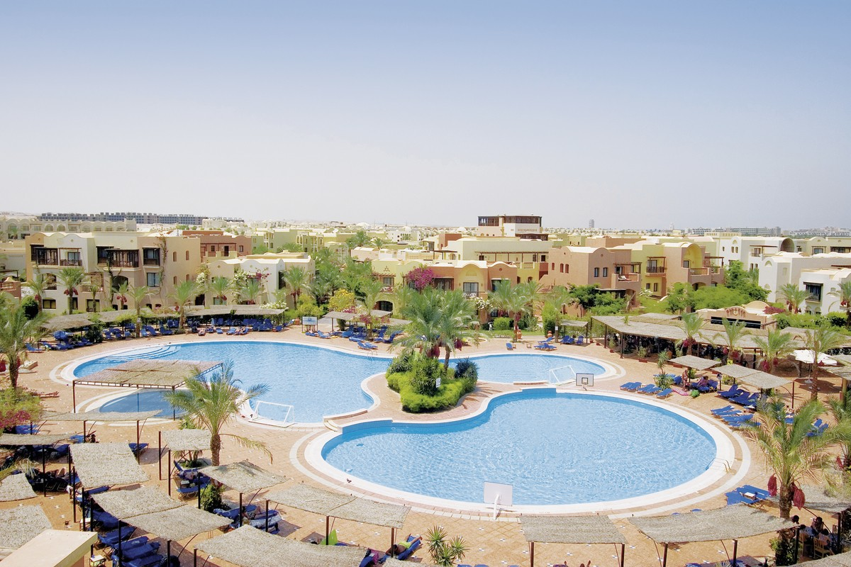 Hotel Jaz Saraya, Ägypten, Hurghada