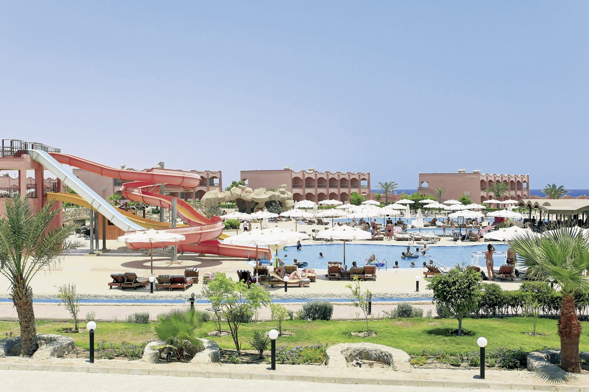 Hotel Three Corners Happy Life Beach, Ägypten, Marsa Alam, Bild 1
