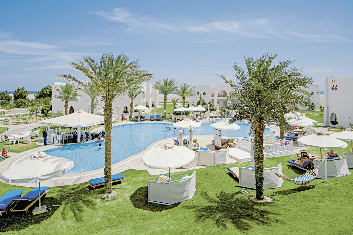 Hotel Hilton Marsa Alam Nubian Resort, Ägypten, Marsa Alam