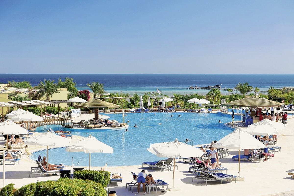 Hotel Three Corners Fayrouz Plaza Beach Resort, Ägypten, Marsa Alam, Bild 1