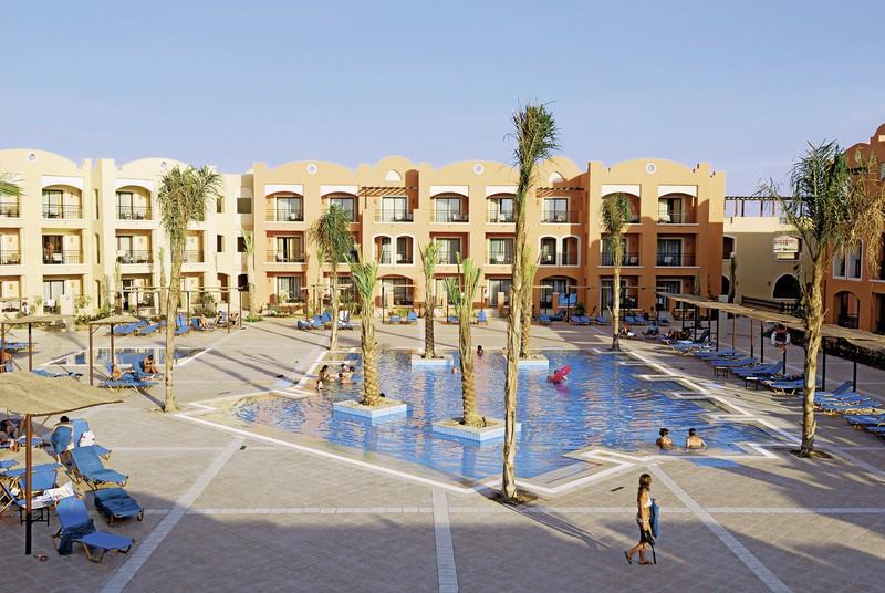 Hotel Jaz Dar El Madina, Ägypten, Marsa Alam, Madinat Coraya