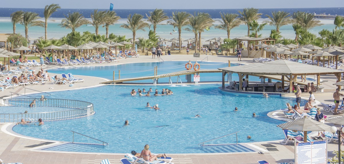 Hotel Royal Tulip Beach Resort, Ägypten, Marsa Alam, Bild 1