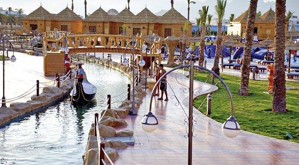 Hotel Aqua Blu Resort & Aquapark, Ägypten, Sharm el Sheikh, Ras um El Sid, Bild 1