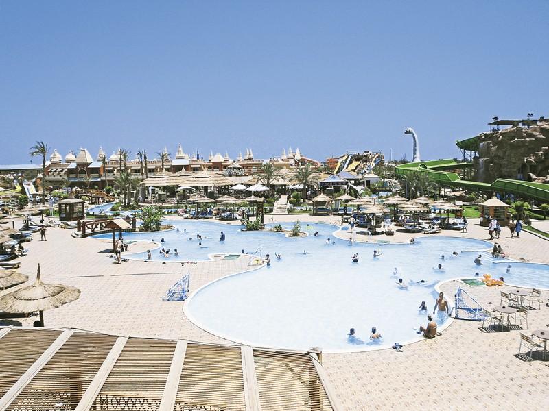Hotel Aqua Blu Resort & Aquapark, Ägypten, Sharm El Sheikh, Sharm el Sheikh
