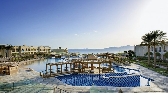 Hotel Sunrise Grand Select Arabian Beach Resort, Ägypten, Sharm el Sheikh, Sharks Bay, Bild 1