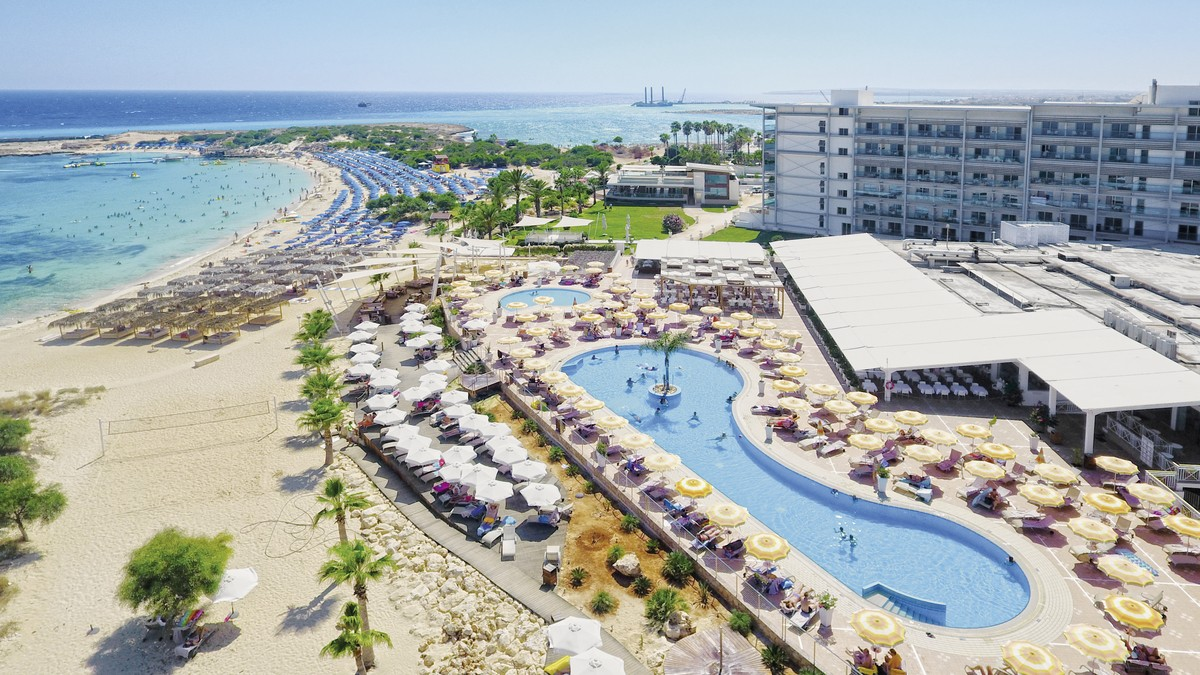 Hotel Asterias Beach, Zypern, Larnaca, Ayia Napa