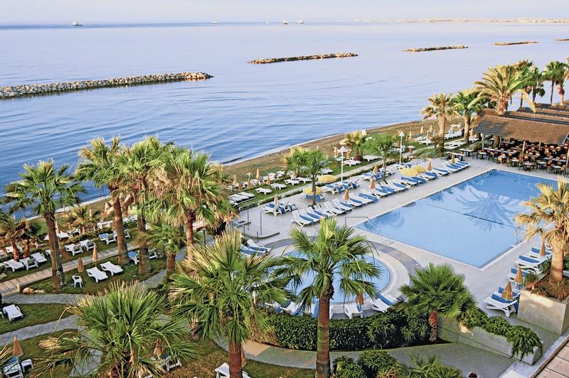 Palm Beach Hotel, Zypern, Zypern Süd, Larnaka