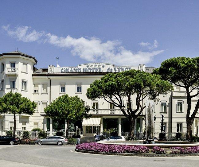 Grand Hotel Da Vinci, Italien, Adria, Cesenatico, Bild 1