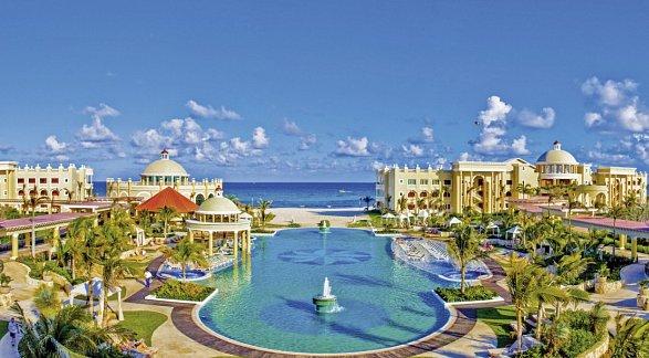 Hotel Iberostar Grand Paraiso, Mexiko, Cancun, Playa Paraiso, Bild 1