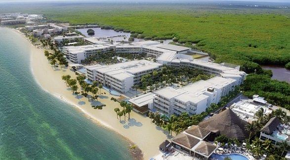 Hotel Breathless Riviera Cancun Resort & Spa, Mexiko, Cancun, Puerto Morelos, Bild 1