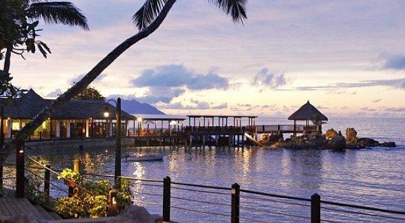 Hotel Le Meridien Fisherman's Cove, Seychellen, Insel Mahé, Insel Mahé: Beau Vallon, Bild 1