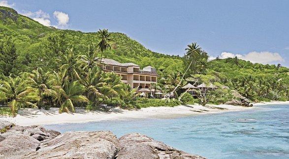 Hotel DoubleTree by Hilton Seychelles – Allamanda Resort & Spa, Seychellen, Insel Mahé, Anse Forbans, Bild 1