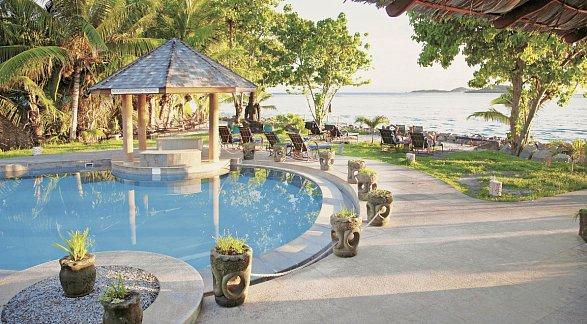 Hotel Castello Beach, Seychellen, Insel Praslin, Anse Kerlan, Bild 1