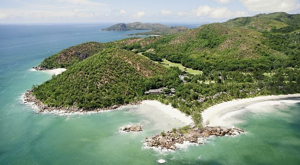 Hotel Constance Lemuria Seychelles, Seychellen, Insel Praslin, Anse Kerlan, Bild 1