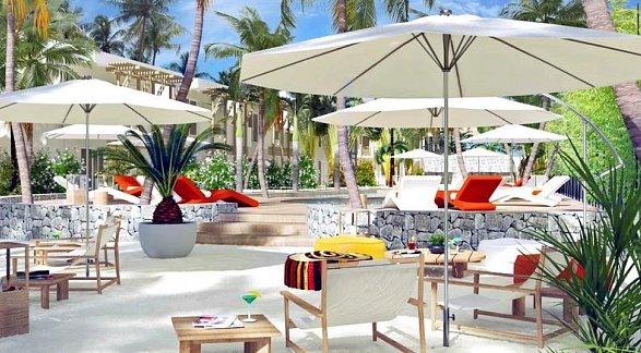 Hotel Friday Attitude, Mauritius, Ostküste, Trou d'Eau Douce, Bild 1