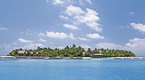 Hotel Constance Moofushi Maldives, Malediven, Süd Ari Atoll, Bild 1